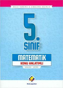Final Yayınları 5. Sınıf Matematik Konu Anlatımlı