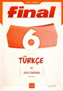 Final Yayınları 6. Sınıf Türkçe Soru Bankası