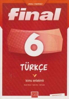 Final Yayınları 6. Sınıf Türkçe Konu Anlatımlı