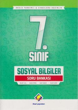 Final Yayınları 7. Sınıf Sosyal Bilgiler Soru Bankası