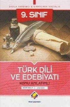 Final Yayınları 9. Sınıf Türk Dili Ve Edebiyatı Konu Anlatımlı