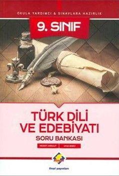 Final Yayınları 9. Sınıf Türk Dili Ve Edebiyatı Soru Bankası
