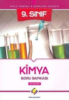 Final Yayınları 9. Sınıf Kimya Soru Bankası