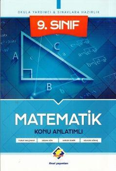 Final Yayınları 9. Sınıf Matematik Konu Anlatımlı