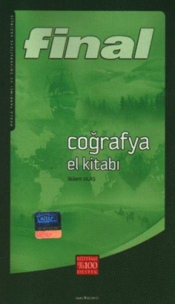 Final Yayınları Coğrafya El kitabı