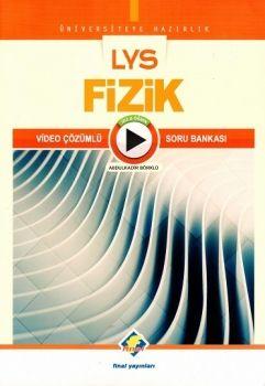 Final Yayınları LYS Fizik Video Çözümlü Soru Bankası