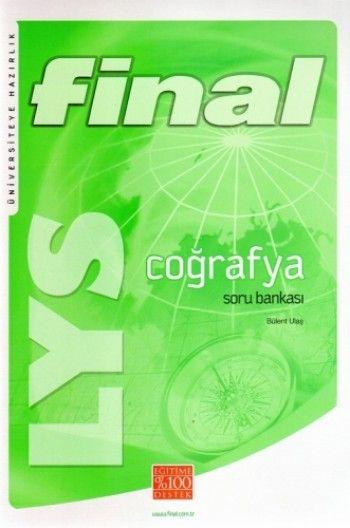 Final Yayınları LYS Coğrafya Soru Bankası