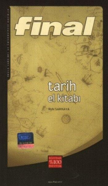 Final Yayınları Tarih El kitabı