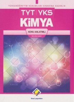 Final Yayınları TYT Kimya Konu Anlatımlı