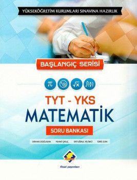 Final Yayınları TYT Başlangıç Serisi Matematik Soru Bankası