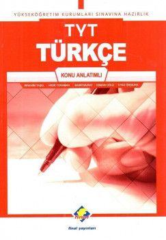 Final Yayınları TYT Türkçe Konu Anlatımlı