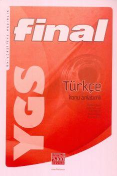 Final Yayınları YGS Türkçe Konu Anlatımlı