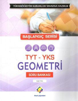 Final Yayınları YKS 1. ve 2. Oturum Geometri Soru Bankası