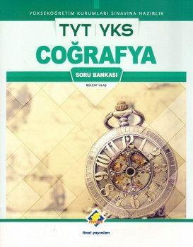 Final Yayınları YKS 1. Oturum TYT Coğrafya Soru Bankası