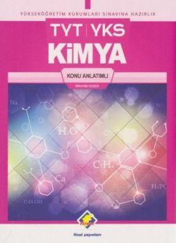 Final Yayınları YKS 1. Oturum TYT Kimya Konu Anlatımlı