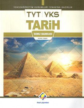 Final Yayınları YKS 1. Oturum TYT Tarih Soru Bankası :