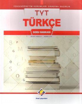 Final Yayınları YKS 1. Oturum TYT Türkçe Soru Bankası
