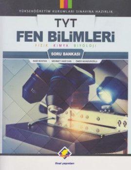 Final Yayınları YKS 1. Oturum TYT Fen Bilimleri Soru Bankası