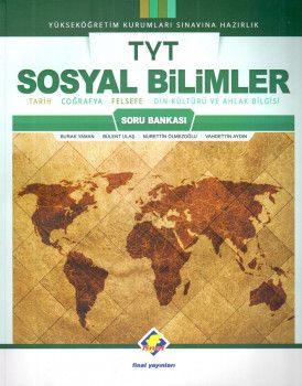 Final Yayınları YKS 1. Oturum TYT Sosyal Bilimler Soru Bankası
