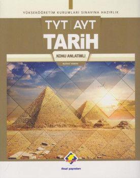 Final Yayınları YKS 2. Oturum TYT AYT Tarih Konu Anlatımlı