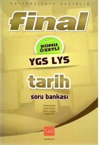 Final YGS LYS Tarih Konu Özetli Soru Bankası