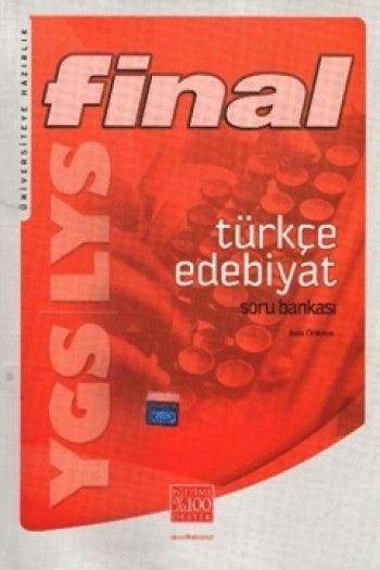 Final Ygs Lys Türkçe Edebiyat Soru Bankası( İlyas Örskaya)
