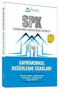 Finansed Yayınları SPK Gayrimenkul Değerleme Esasları Konu Anlatımlı Çözümlü Sorular
