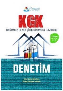 Finansed Yayınları KGK Denetim Konu Anlatımı
