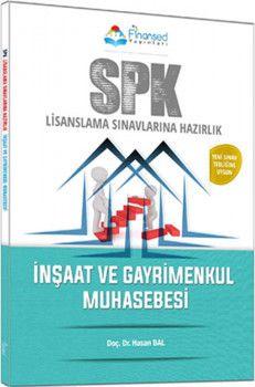 Finansed Yayınları SPK İnşaat ve Gayrimenkul Muhasebesi