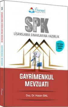 Finansed Yayınları SPK Gayrimenkul Mevzuatı