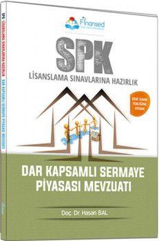 Finansed Yayınları SPK Dar Kapsamlı Sermaye Piyasası Mevzuatı