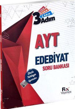 Fix Yayınları AYT Edebiyat Soru Bankası