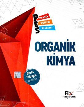 Fix Yayınları Organik Kimya PES Soru Bankası
