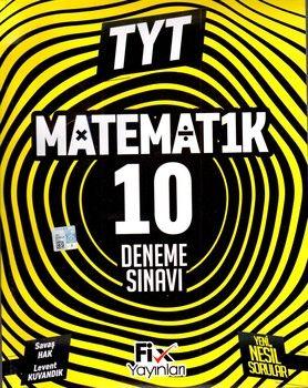 Fix Yayınları TYT Matematik 10 Denemeleri