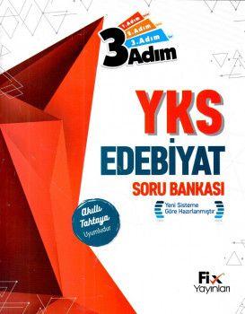 Fix Yayınları YKS 2. Oturum Edebiyat PES Soru Bankası