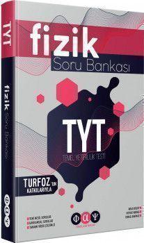 Fiziksel Alan Yayınları TYT Fizik TURFOZ Soru Bankası