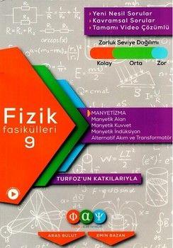 Fiziksel Alan Yayınları Fizik Fasikülleri 9 Manyetizma