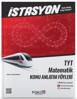 Fokus Net Yayıncılık TYT Matematik İstasyon Konu Anlatım Föyleri