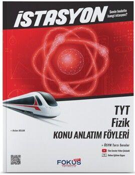 Fokus Net Yayıncılık TYT Fizik İstasyon Konu Anlatım Föyleri