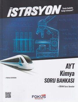 Fokus Net Yayıncılık AYT Kimya İstasyon Soru Bankası