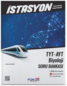 Fokus Net Yayıncılık TYT AYT Biyoloji İstasyon Soru Bankası