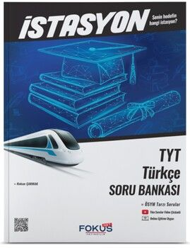 Fokus Net Yayıncılık TYT Türkçe İstasyon Soru Bankası
