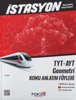 Fokus Net Yayıncılık TYT AYT Geometri İstasyon Konu Anlatım Föyleri