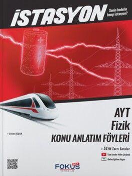 Fokus Net Yayıncılık AYT Fizik İstasyon Konu Anlatım Föyleri