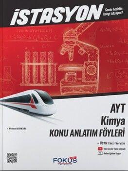 Fokus Net Yayıncılık AYT Kimya İstasyon Konu Anlatım Föyleri