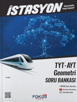 Fokus Net YayıncılıkTYT AYT Geometri İstasyon Soru Bankası