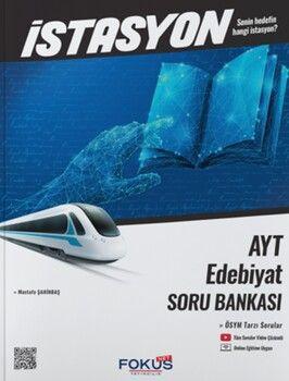 Fokus Net Yayıncılık AYT Edebiyat İstasyon Soru Bankası