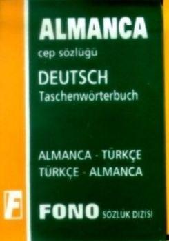 Fono Almanca Cep Sözlük