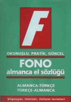 Fono Almanca El Sözlük