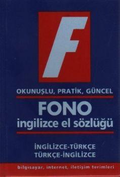 Fono İngilizce El Sözlüğü